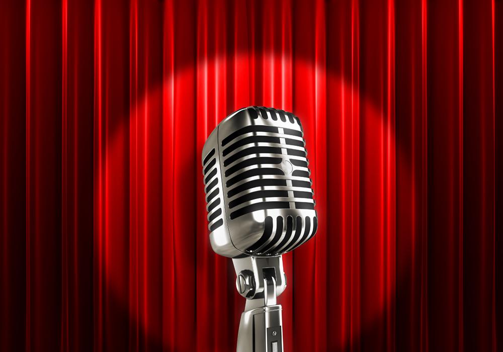Wedding Singer Microphone
